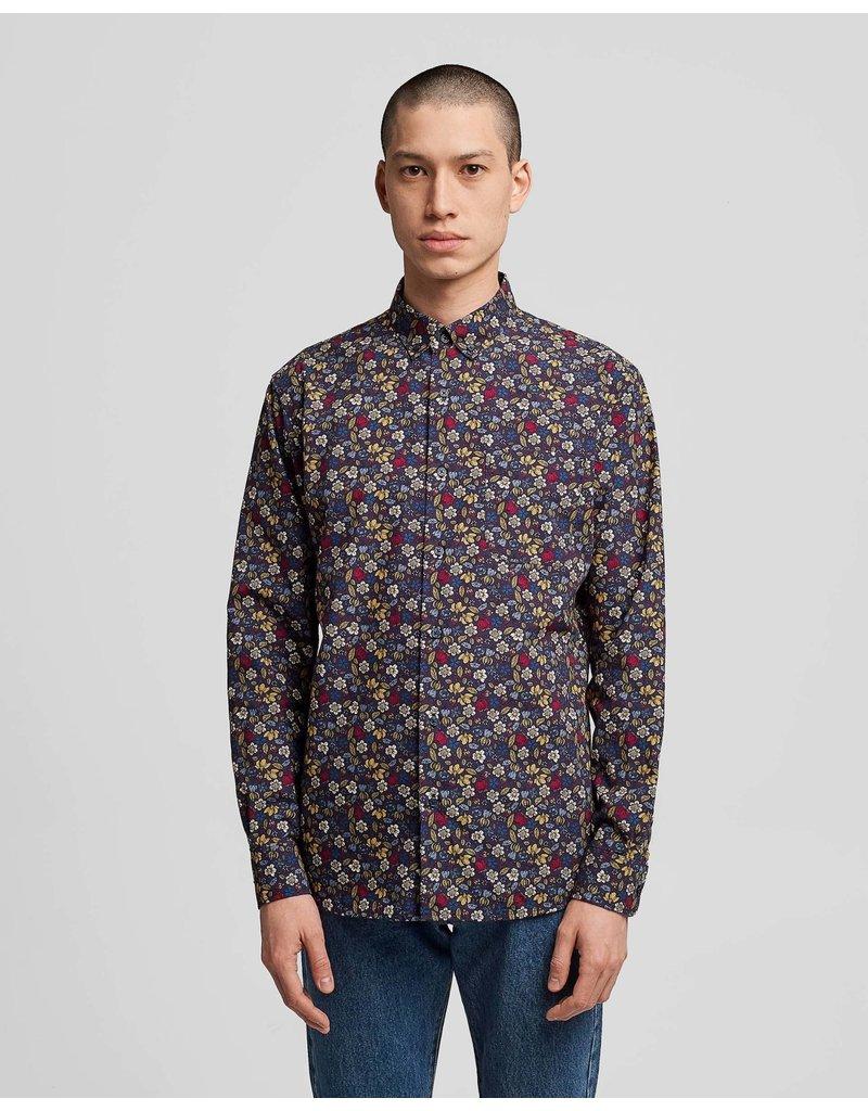 Poplin And Co. Poplin and Co. Men's Shirt POSLS-01-FBU