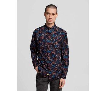 Poplin and Co. Men's Shirt POSLS-01-HAR