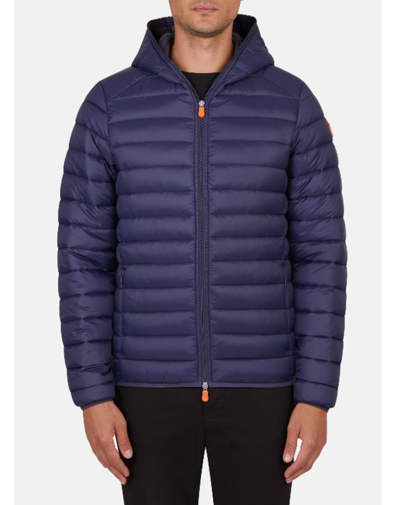 SAVE THE DUCK SaveThe Duck  Men's Puffer S3065M-GIGAY