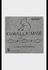 KUWALLA Kuwalla Unisex 3-Pack Masks KUL-3MASK