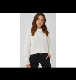 KUWALLA Kuwalla Femmes Cage Knit Sweater WKUL-CKN422