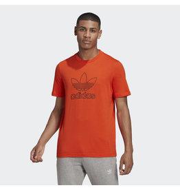 ADIDAS Adidas Hommes Trefoil Tee Out GF4096