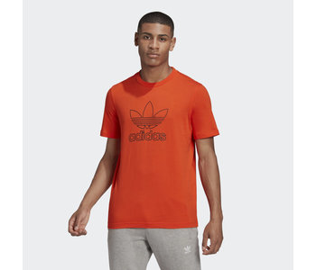 Adidas Men's Trefoil Tee Out GF4096