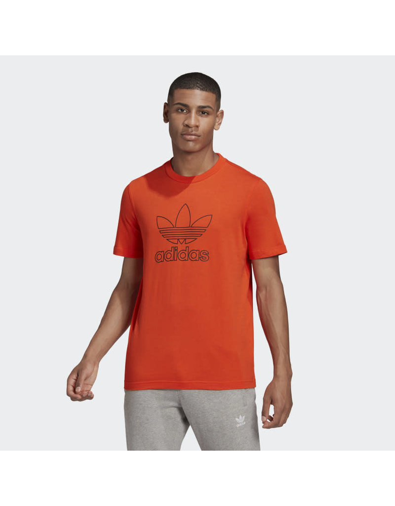 ADIDAS Adidas Hommes Trefoil Tee Out GF4096