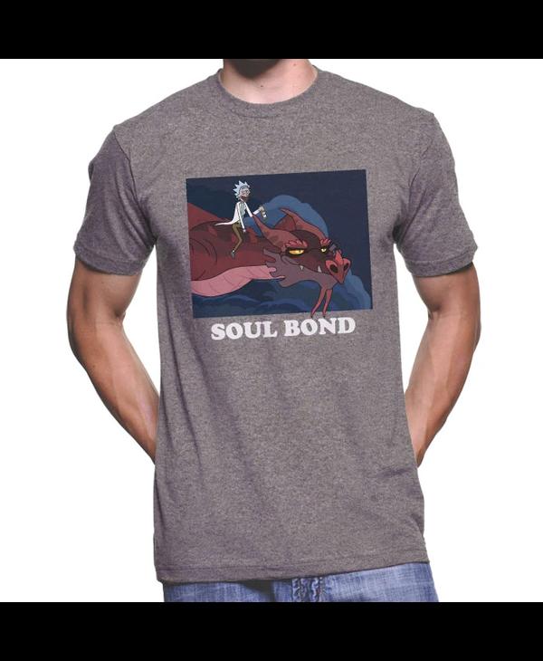 Rick And Morty Morty Soul Bond  RM0193-T1031H