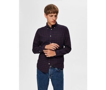 Selected Men's Slim Flannel 16074464