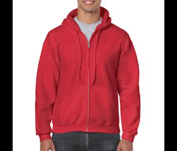 Gildan Men's Hoodie Zip 18600