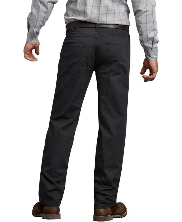 Dickies Men's 5-Pocket Regular XD831RBK