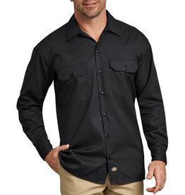 DICKIES Dickies Men's Twill Work Shirt 574BK