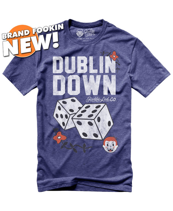 Ruddy Lad Men's Dublin Down LAD0031