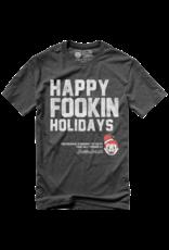 Ruddy Lad Ruddy Lad Men's Happy F Holidays LAD00XMAS
