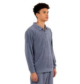 KUWALLA Kuwalla Men's Terry Cloth Polo KUL-LBP009