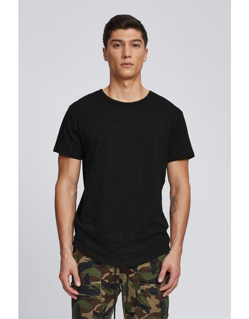KUWALLA Kuwalla Men's Slub Hi Lo T-Shirt KUL-SHL1385