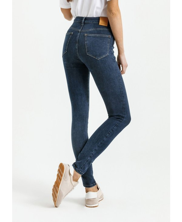 DU/ER Women's High Rise Skinny WFAK4118