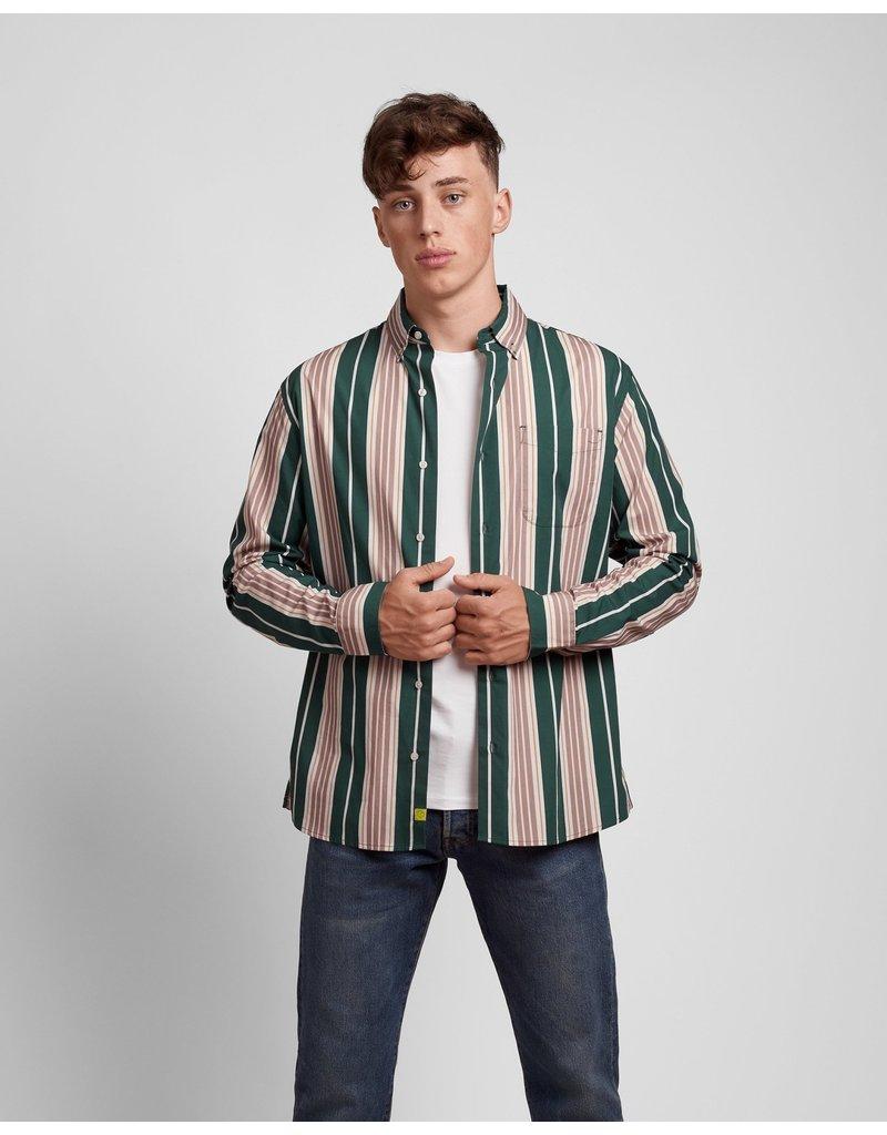 Poplin And Co. Poplin and Co. Men's Shirt POSLS-01-TST