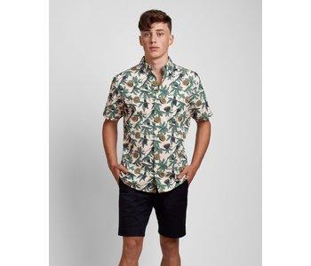 Poplin and Co. Men's Shirt POSSS-01-PAS