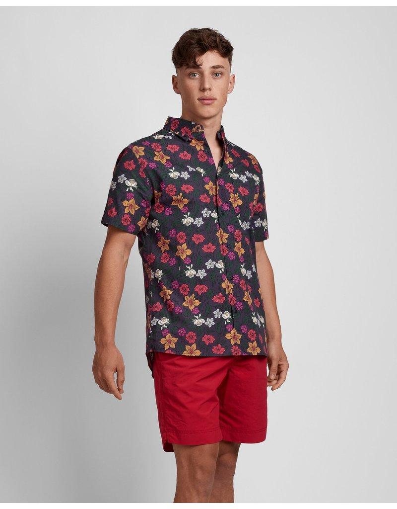 Poplin And Co. Poplin and Co. Men's Shirt POSSS-01-OAS