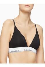 CALVIN KLEIN Calvin Klein Women's Lightly lined Triangle QF5650G