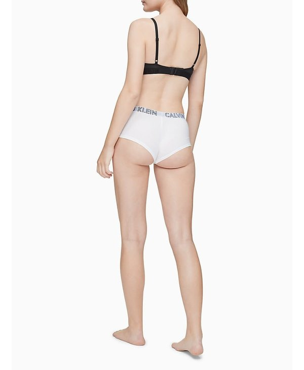 Calvin Klein Women's Ultimate Cotton Boy Short QD3639G