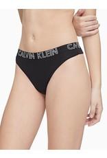 CALVIN KLEIN Calvin Klein Women's Ultimate CottonThong QD3636G