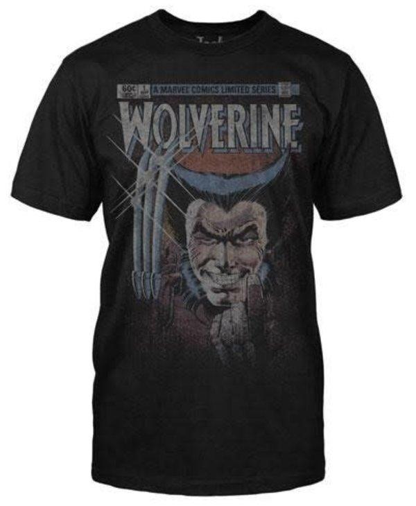 Wolverine 1St Issue T-Shirt MV1010-T1031C