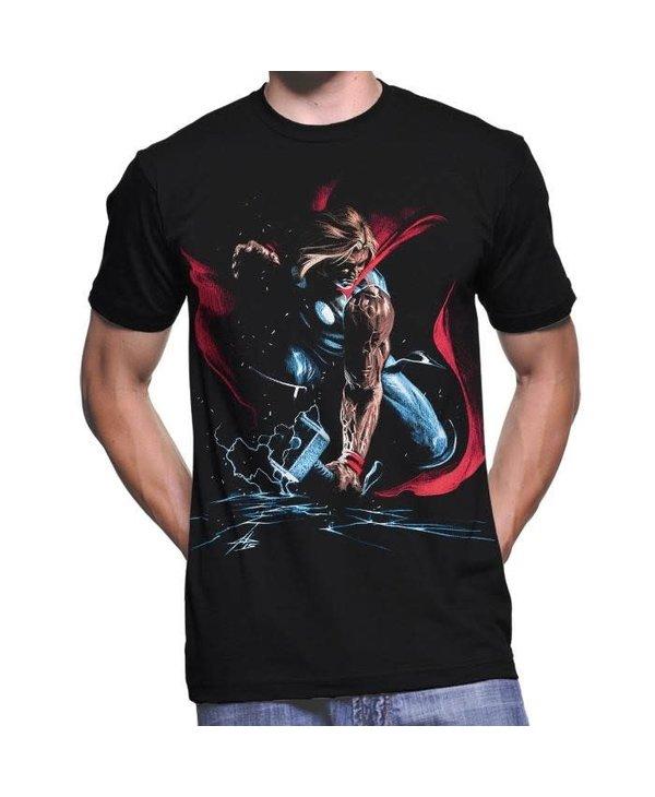 Thor's Hammer T-Shirt MV1079-T1031C