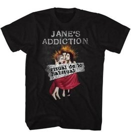 JOAT Jane's Addiction - Ritual De Lo Habitua JA510-BLK