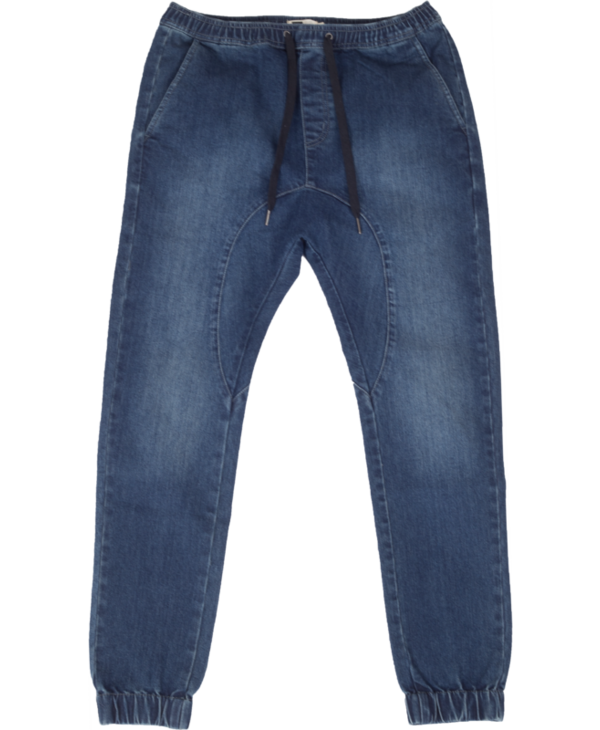 Lira Men's Vintage Denim Jogger 2.0 LC6755