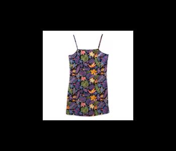 Vans Women's Tropicali Dress VN0A5DSMBLK