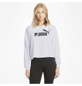 PUMA Puma Women's ESS Cropped Logo Hoodie 586870