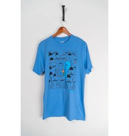 JOAT Rick And Morty Mr Meeseeks RM0248-T1031C