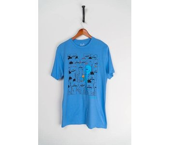 Rick And Morty Mr Meeseeks RM0248-T1031C