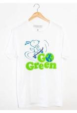 JOAT Peanuts Go Green T-Shirt GOGREEN