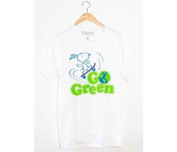 Peanuts Go Green T-Shirt GOGREEN