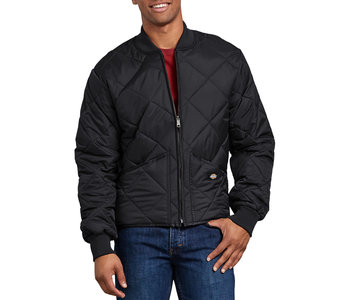 Dickies Hommes Nylon Quilted 61242BK