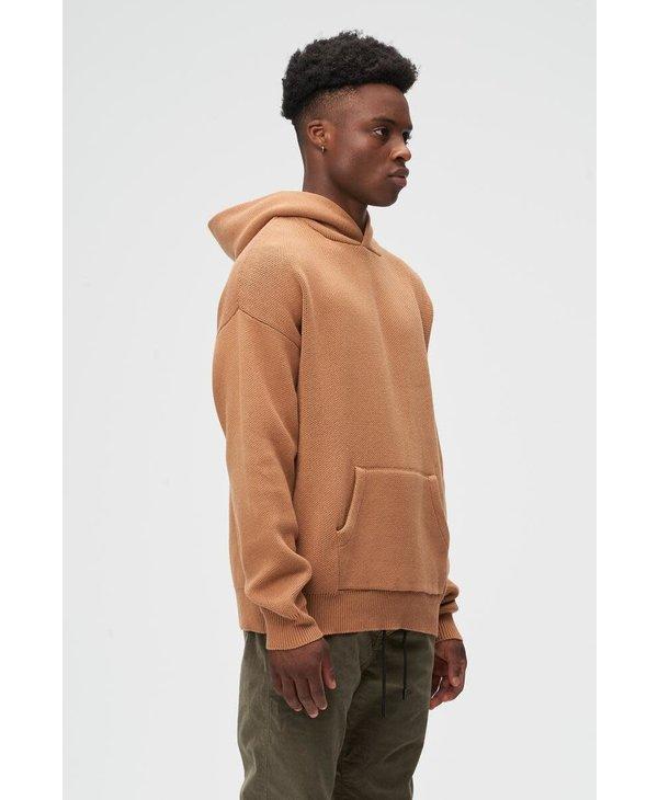 Kuwalla Men's Knitted Hoodie KUL-H303