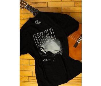 Bob Dylan T-Shirt -DLN001-501BLK