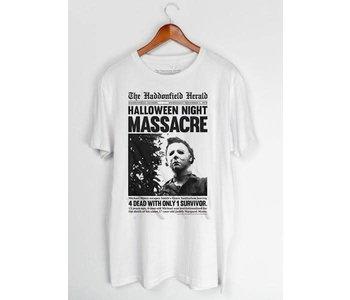 Halloween Night Massacre T-Shirt- HAL550