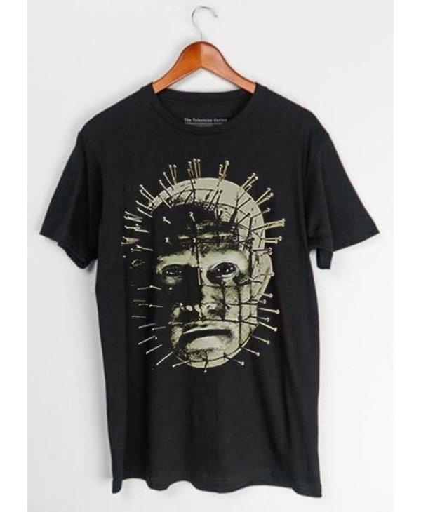 Hellraiser - Pinhead Portrait T-Shirt- HLL0064-501