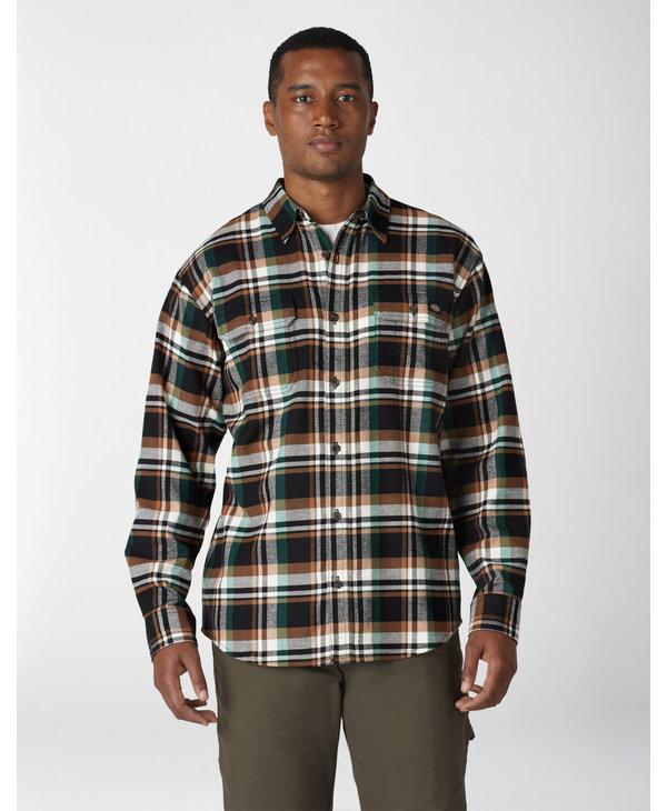 Dickies Men's Flex Flannel Plaid WL650K2P