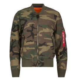 ALPHA INDUSTRIES ALPHA INDUSTRIES HOMMES MA-1 CTN MJM47505C1