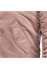 ALPHA INDUSTRIES Alpha Women's Industries MA-1 Flight Jacket  WJM44500C1