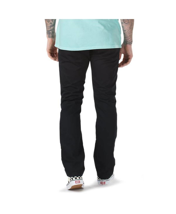 VANS MEN'S AUTHENTIC CHINO STRETCH VN0A3143BLK