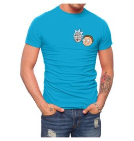 JOAT RICK AND MORTY EMBROIDERED HEADS RM0030-T1031H