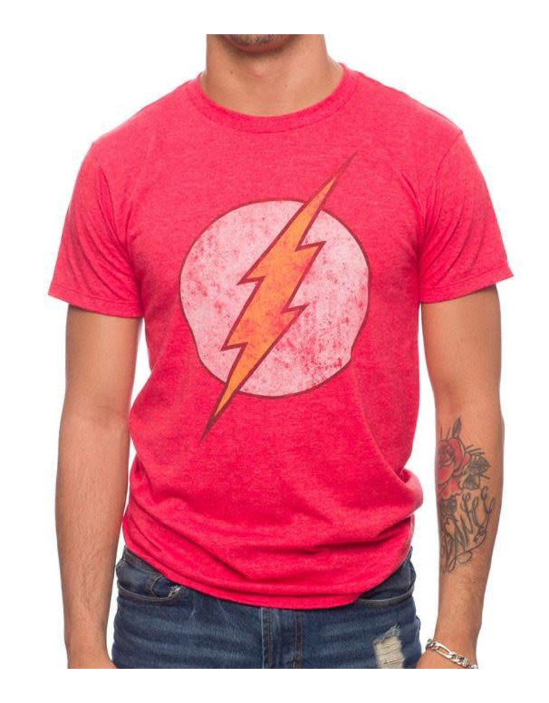 JOAT THE FLASH VINTAGE LOGO DC1331-T1031