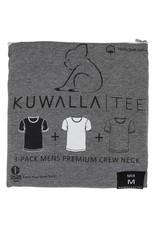 KUWALLA Kuwalla Men's 3 PACK SS T-SHIRT KUL-CM1006