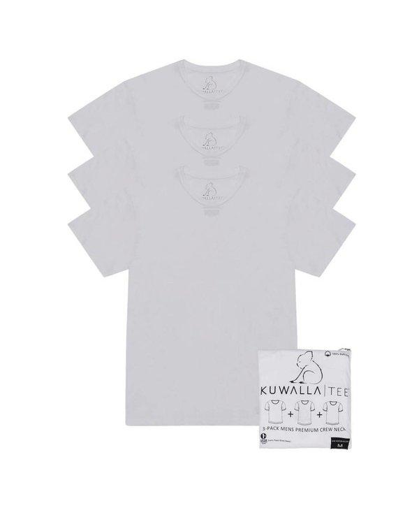 Kuwalla Men's 3 PACK SS T-SHIRT KUL-CW0531
