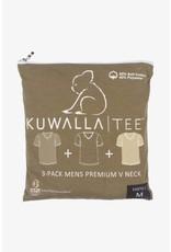 KUWALLA KUWALLA HOMMES 3 PR T-SHIRT KUL-EV1610