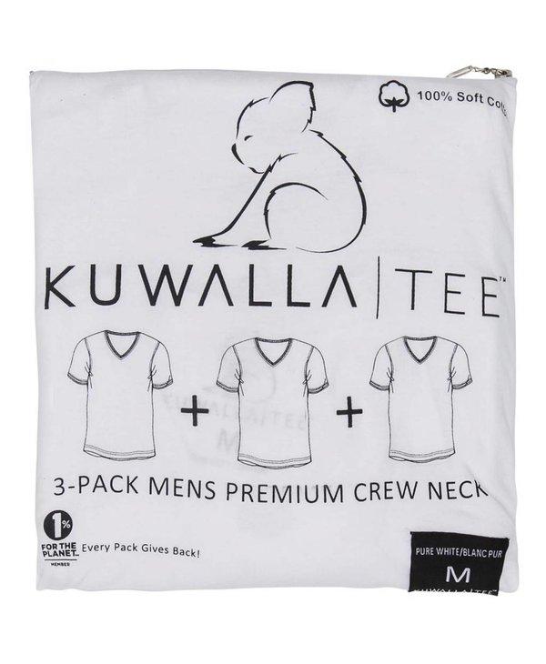 Kuwalla Men's 3 PACK SS T-SHIRT KUL-VW1225