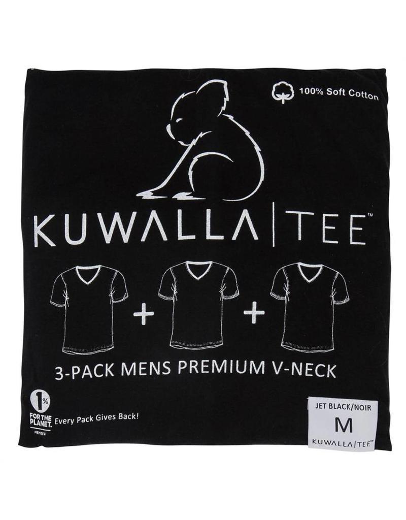 KUWALLA Kuwalla Men's 3 PACK SS T-SHIRT KUL-VB1215